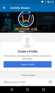 Worship 4:24 Conference apk screenshot