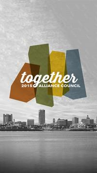 Alliance Council 2015 poster