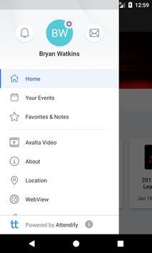 Axalta Coating Systems Events apk screenshot