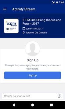 Spring Discussion Forum 2017 apk screenshot