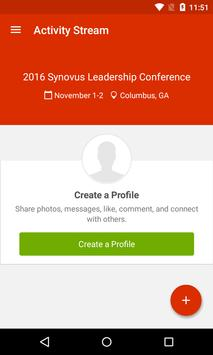 Synovus Leadership Conference screenshot 1