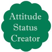 Attitude Status Creator icon