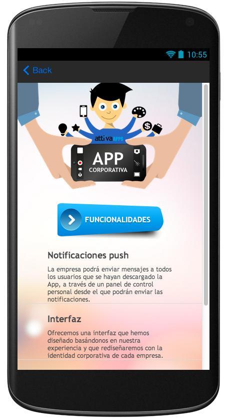 Attiva Apps - App Corporativa for Android - APK Download