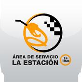 Área de Servicio La Estación icon