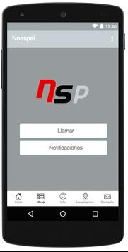 Noespal apk screenshot