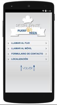 Restaurante Puerto Niza poster