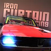 Iron Curtain Racing - car racing game ícone