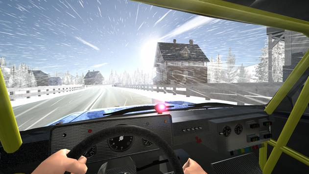 Iron Curtain Racing - car racing game imagem de tela 1