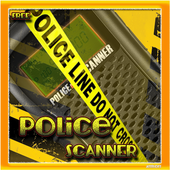 Police Scanner And Siren icon