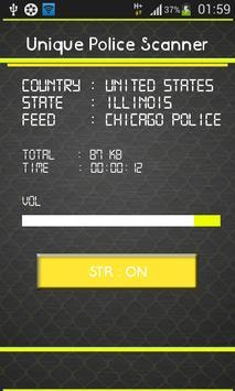 Unique Police Scanner apk screenshot