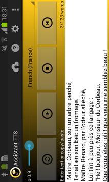 Assistant TTS screenshot 4
