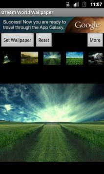 Dream World Wallpaper apk screenshot