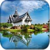Travel in Thailand icon