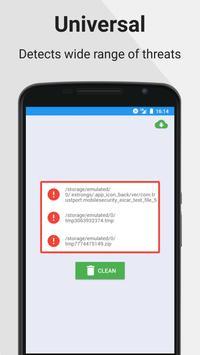 Antivirus Android screenshot 2