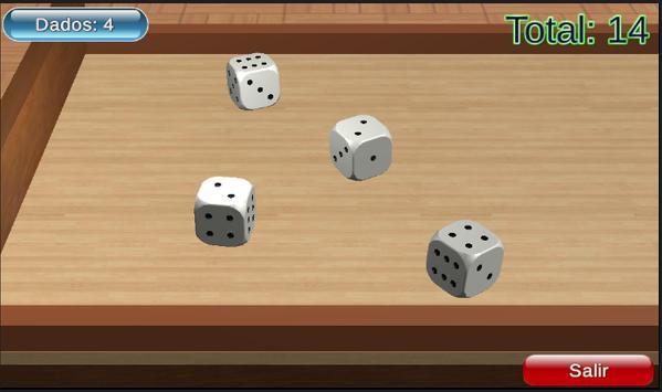 Dado 3D apk screenshot