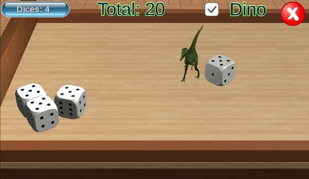 Dices 3D apk screenshot
