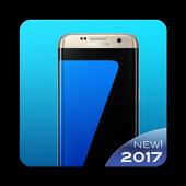 📱Theme for Galaxy J8: Galaxy J8 launcher icon