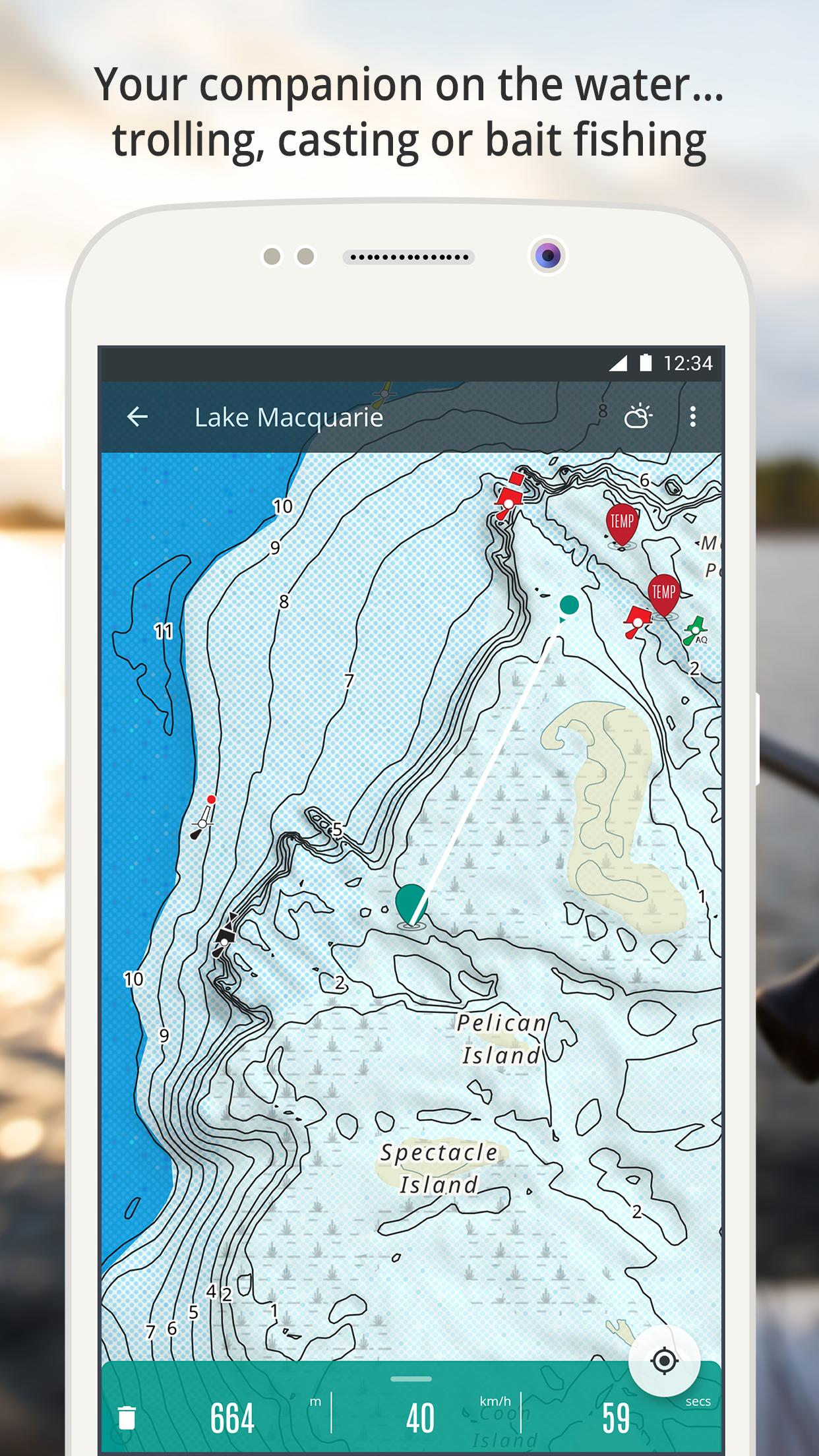 map of lake macquarie fishing spots Charted Waters For Android Apk Download map of lake macquarie fishing spots