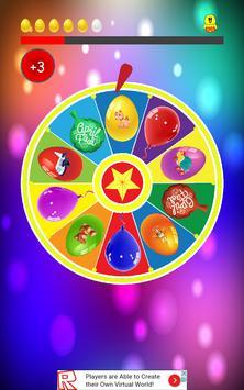Surprise eggs wheel screenshot 12