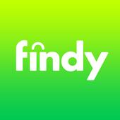 Findy - Shop smarter icon