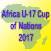 Free 2017 Africa U-17 Cup icon