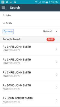 Aust  Criminal Court Records 1 0 1 (Android) - Download APK