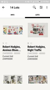 Aspire Art Auctions poster