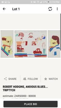Aspire Art Auctions screenshot 1