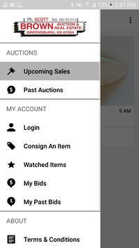 Brown Auction screenshot 4