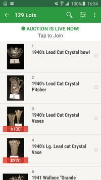 Liska Oregon Auction Co. apk screenshot