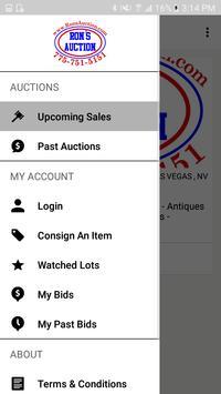 Rons Auction screenshot 3