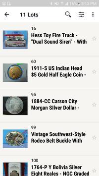 Rons Auction screenshot 1