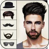 Man Style Photo Editor icon