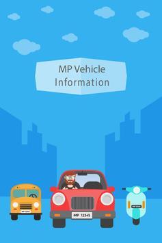 Vehicle Information System for Madhya Pradesh poster