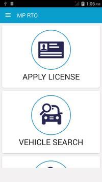 Vehicle Information System for Madhya Pradesh apk screenshot