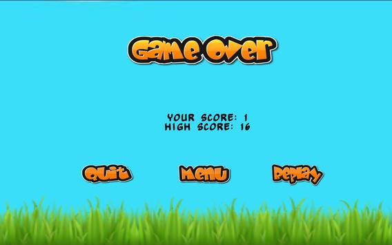 Angry Flappy In City screenshot 3