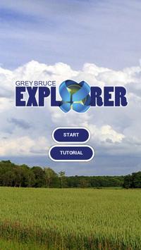 Grey Bruce Explorer poster
