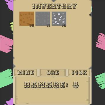 Mine Clicker apk screenshot