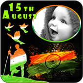 Independence Day Frame icon