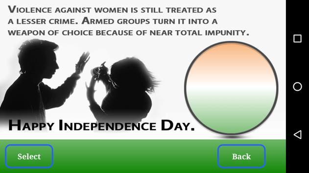 Independence Day Frame screenshot 10