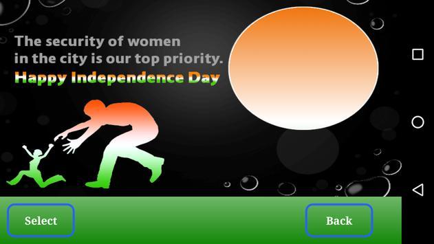 Independence Day Frame screenshot 7