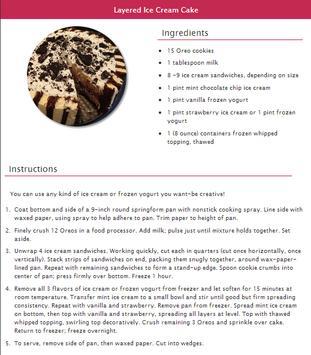 Easy no bake desserts recipes apk download free lifestyle app for easy no bake desserts recipes apk screenshot forumfinder Gallery