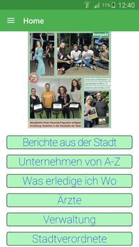 Hohen Neuendorf poster