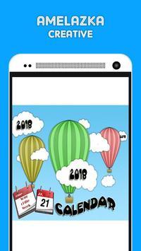 Kalender 2018 Terlengkap apk screenshot