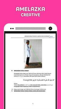 Buku Lengkap Tata Cara Sholat poster
