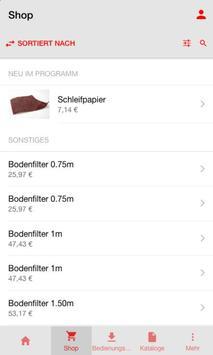 August Handel apk screenshot