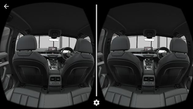 Audi A4 Virtual Showroom screenshot 1