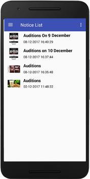 Auditions screenshot 6