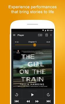 Audiobooks from Audible apk screenshot