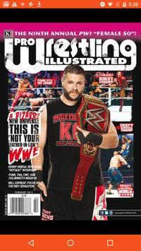 Pro Wrestling Illustrated poster